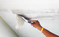 Home Depot: How to Remove Popcorn Ceilings