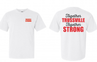 Trussville Area Chamber of Commerce selling 'Trussville Strong' T-shirts