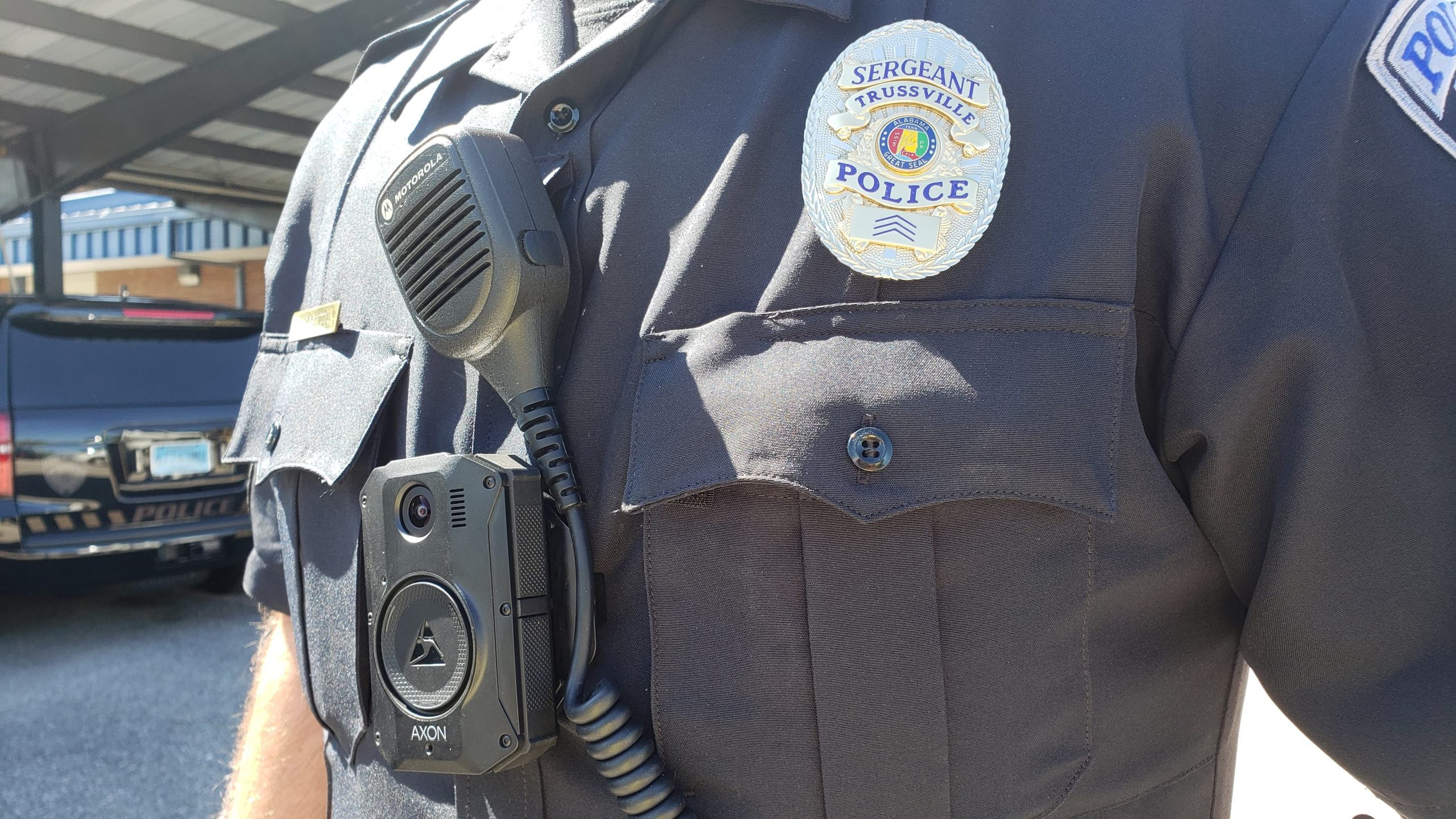 Trussville Police now using body cameras on all uniformed officers