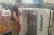 VIDEO: Fresh Value Marketplace in Trussville installs cart sanitizing machines