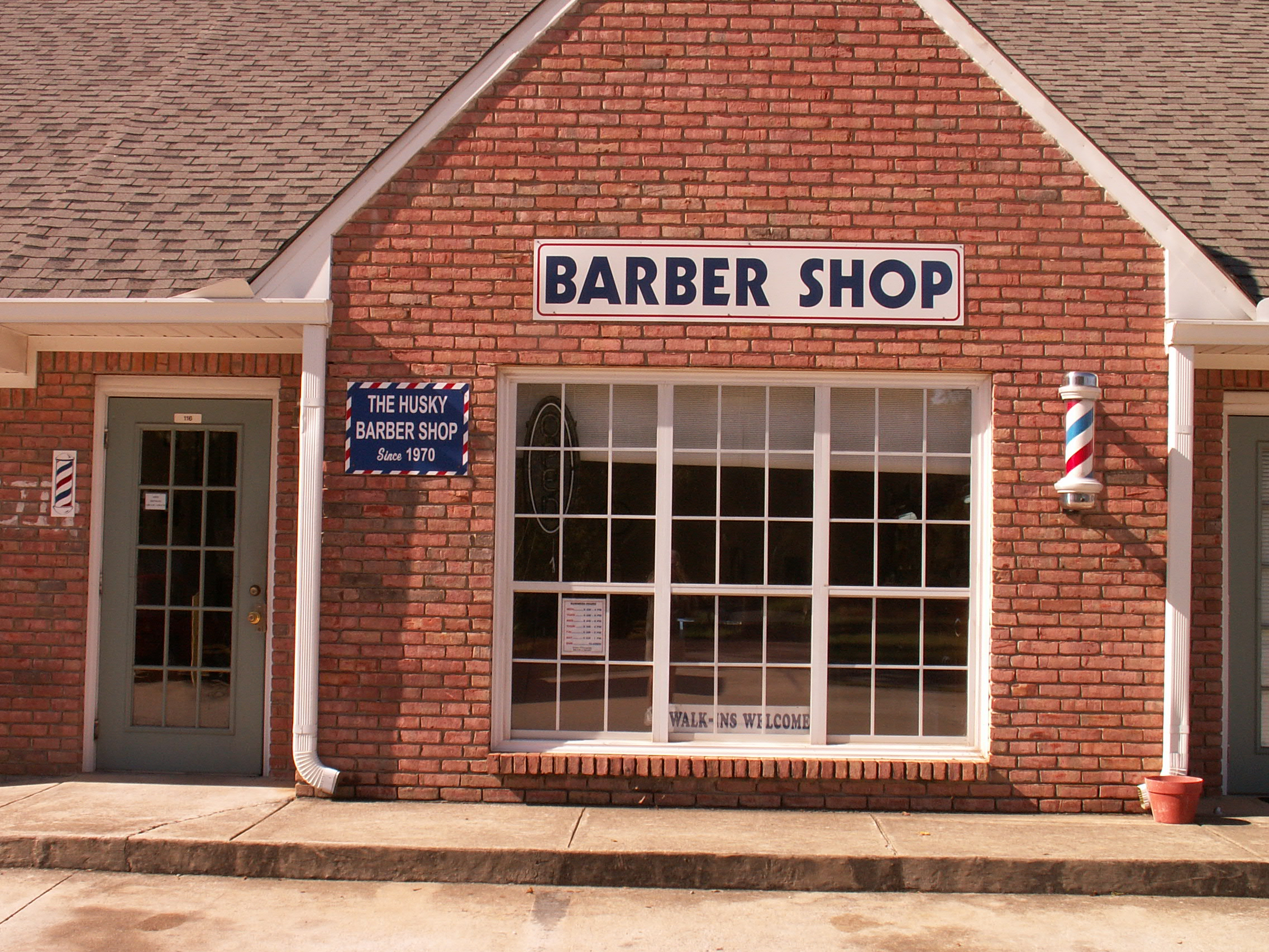 After a half-century of haircuts, The Husky Barbershop prepares to close