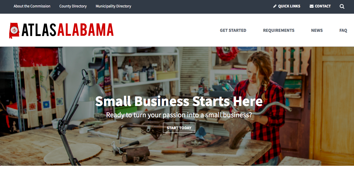New website created to help Alabama small businesses get information on loans, tax relief programs and more