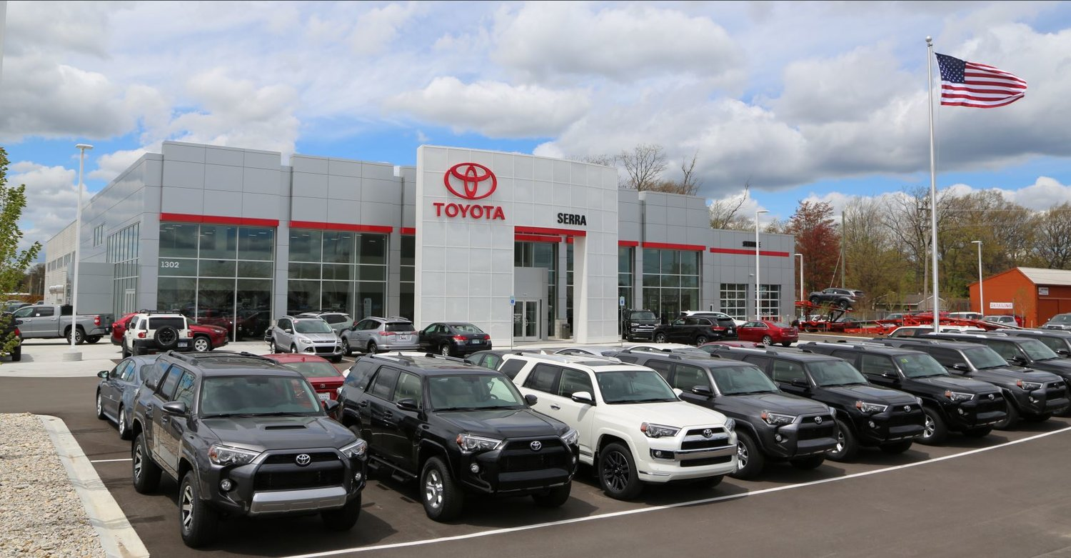 Serra Toyota: Award-winning service and sales in the heart of Trussville and beyond