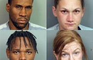 Drug bust in Center Point nets four people, 2 1/2 lbs. of meth, among other drugs