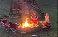 Clay Boy Scout Troop participates in virtual campout