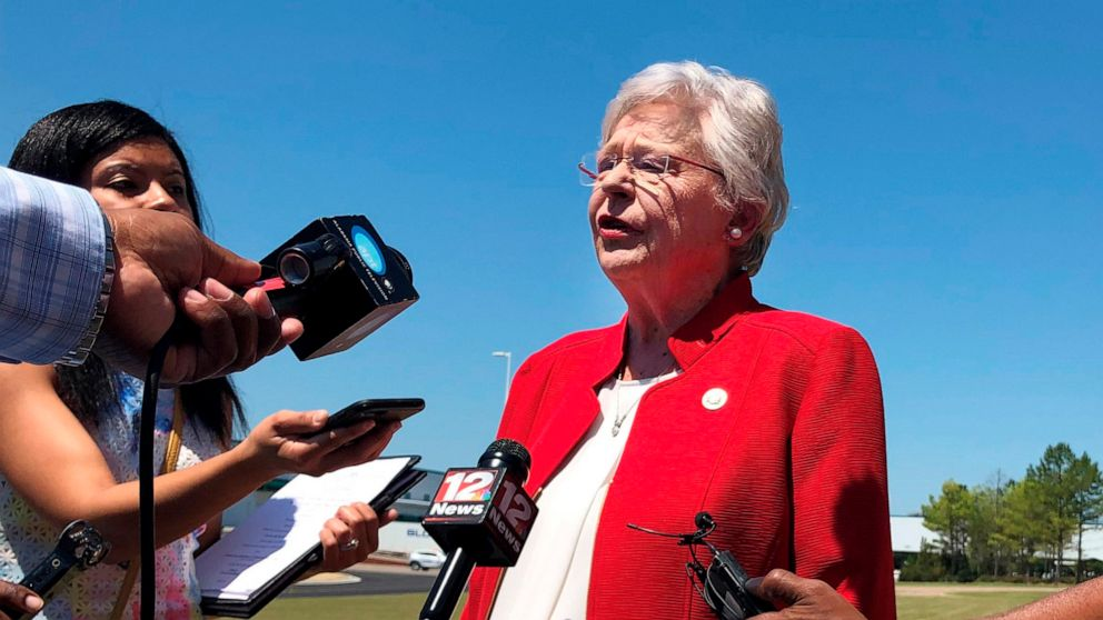 Gov. Kay Ivey to announce plans tomorrow on reopening economy, Trussville representative says