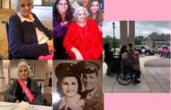 101-year-old woman gets drive-thru birthday celebration at nursing home