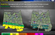 Trees downed across central Alabama due to wet grounds and winds; 2 first responders hurt