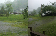 DAMAGE REPORT: The National Weather Service receives reports during storms in central Alabama