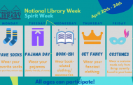 Pinson Public Library celebrating National Library Week