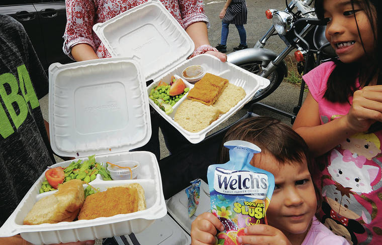 Food bank and church will soon provide grab and go meals for Trussville City Schools