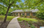 Listing of the week: Home nestled on a large wooded lot in Vestavia