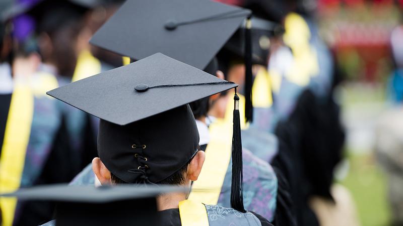 Thousands attend local graduation ceremonies despite threat of virus