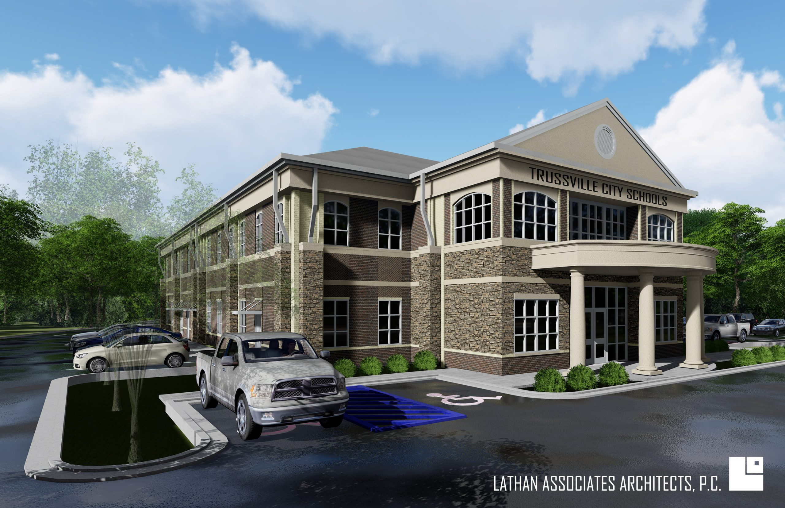 Trussville City Schools plans to use state money to build new central office