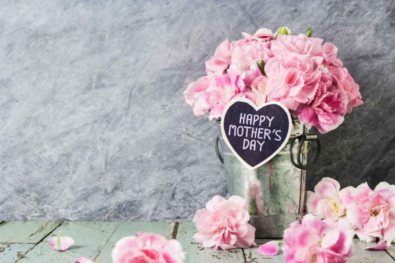 Mother's Day this year means getting creative from afar
