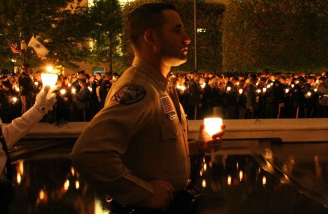 Virtual candlelight vigil planned for National Police Week