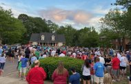 Hundreds gather for prayer in memory of Trussville child killed while hunting