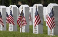 National cemeteries missing flags, ceremonies amid pandemic