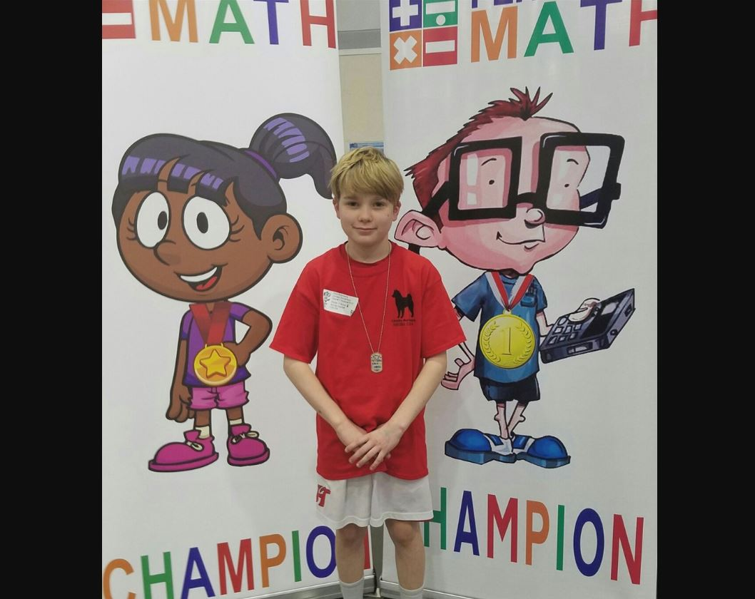 Cahaba Elementary student wins Perennial Math National Championship
