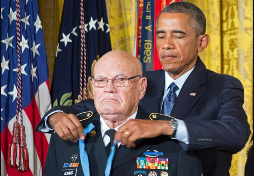Lives Lost: Alabama Medal of Honor winner downplayed heroism