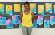 Clay Elementary art teacher creates virtual 'Spring Art Show' to celebrate student's work throughout year