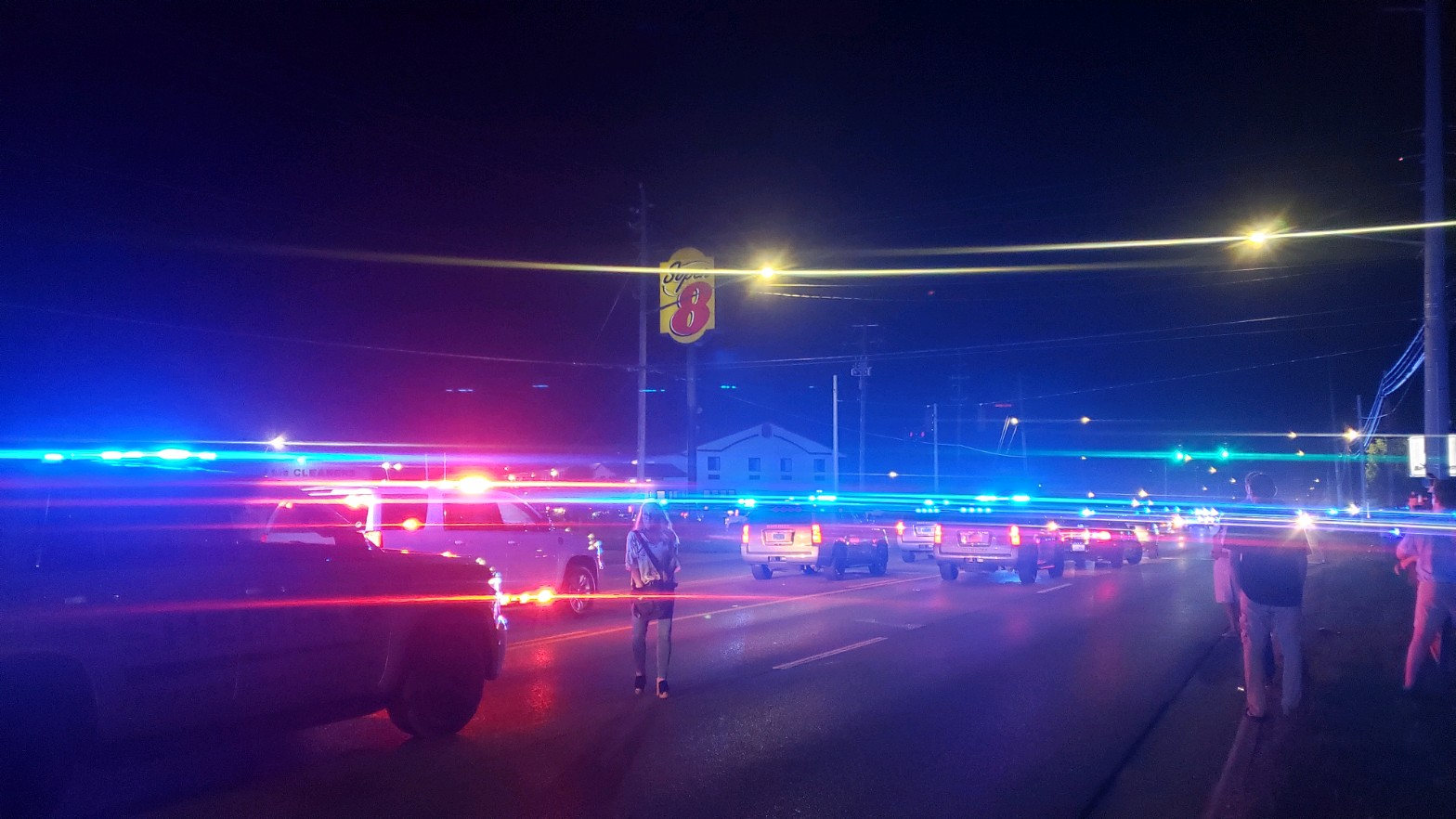Moody police officer dies following shooting at Super 8 motel