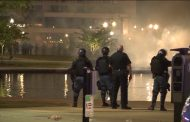 Police in Huntsville use tear gas, smoke on protesters