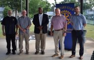Trussville Rotary Daybreak Club inducts new officers, board members