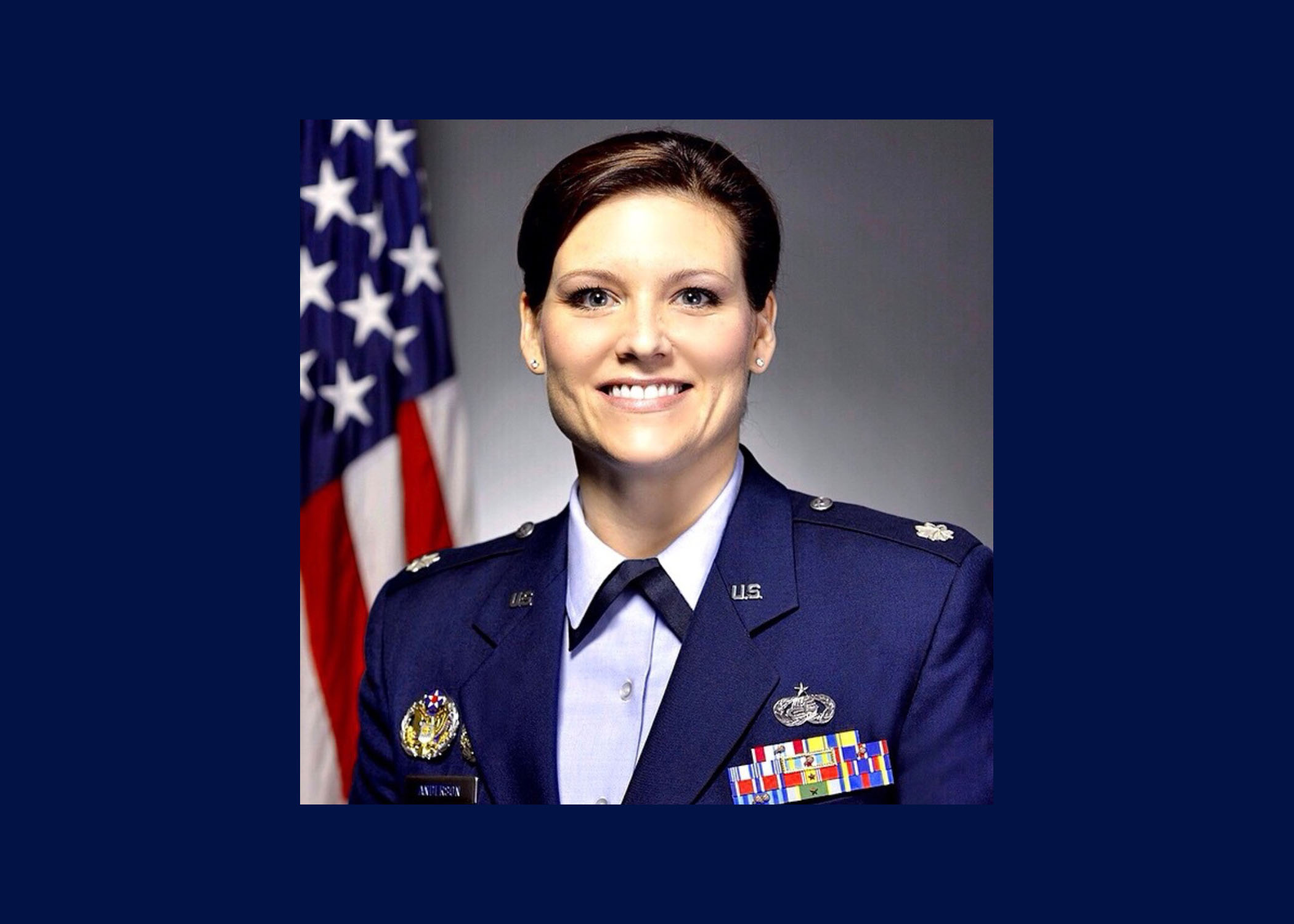 Local Air Force Reservist and Park & Rec Board member announces run for Trussville City Council