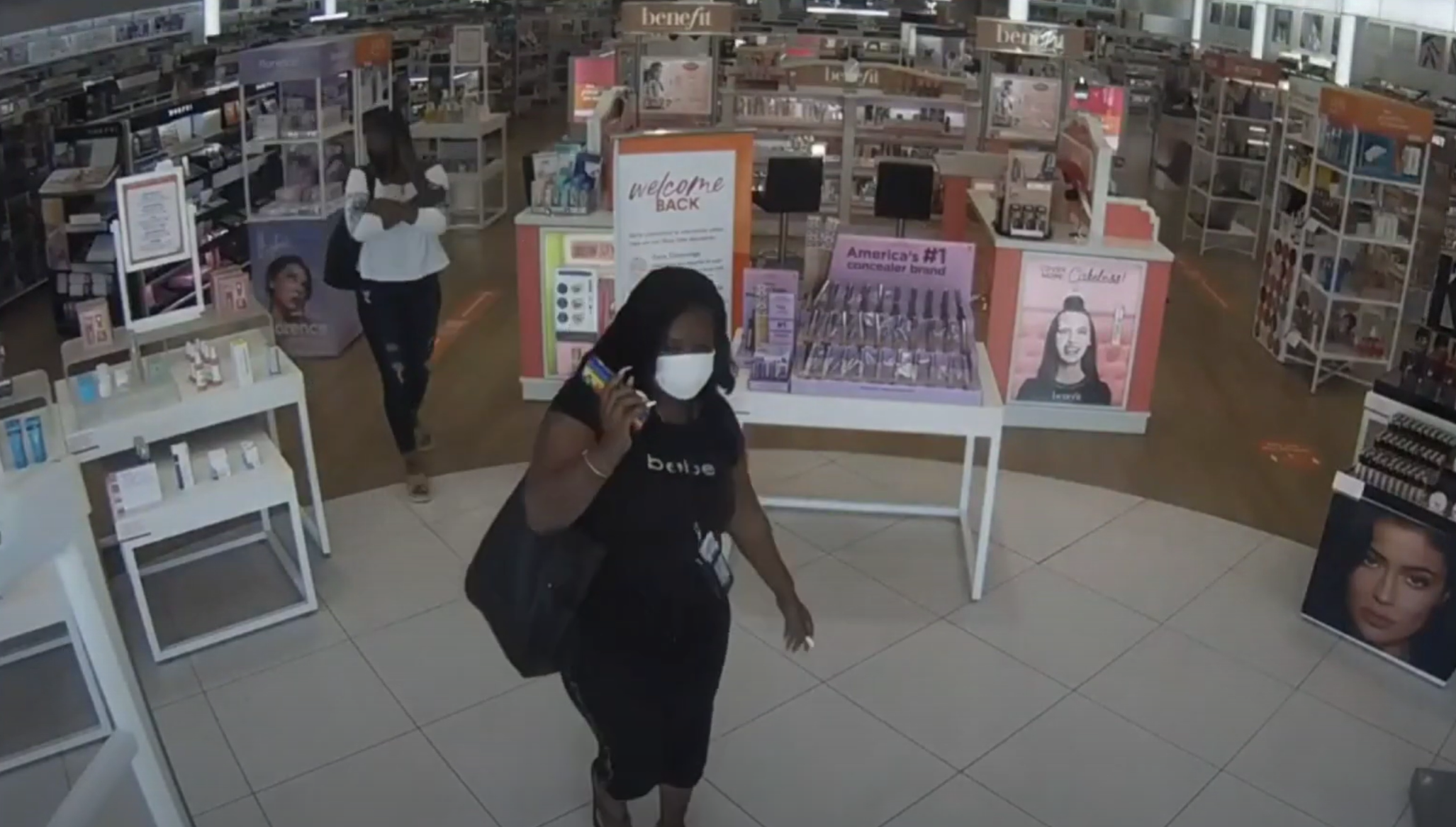 VIDEO: Trussville PD asking for help identifying women suspected in theft at Ulta Beauty