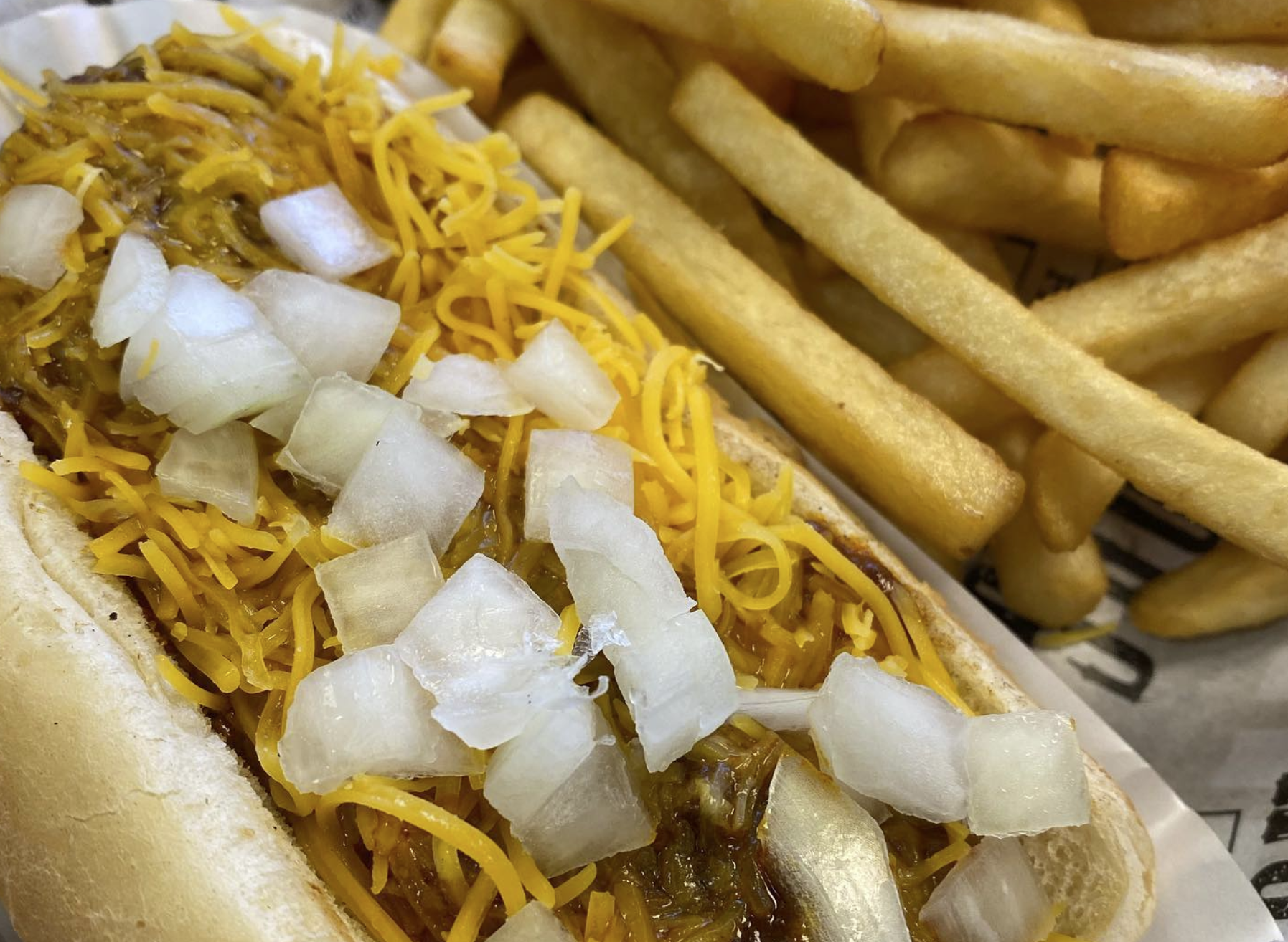 Original Hot Dog Factory coming soon to Center Point