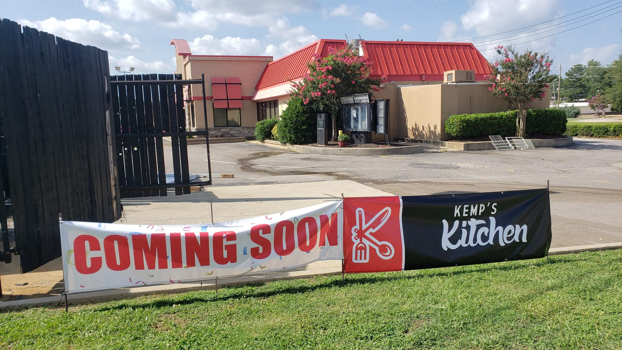 Kemp's Kitchen moving to South Chalkville Road in Trussville