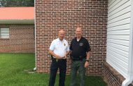 Like father, like son: A life in law enforcement for Chiefs of Police in Leeds and Irondale