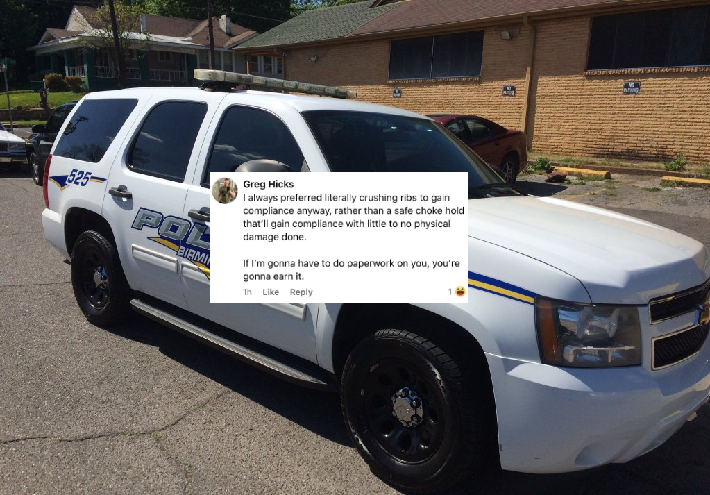 Birmingham PD: Man who made 'distasteful social media comment' not a police officer