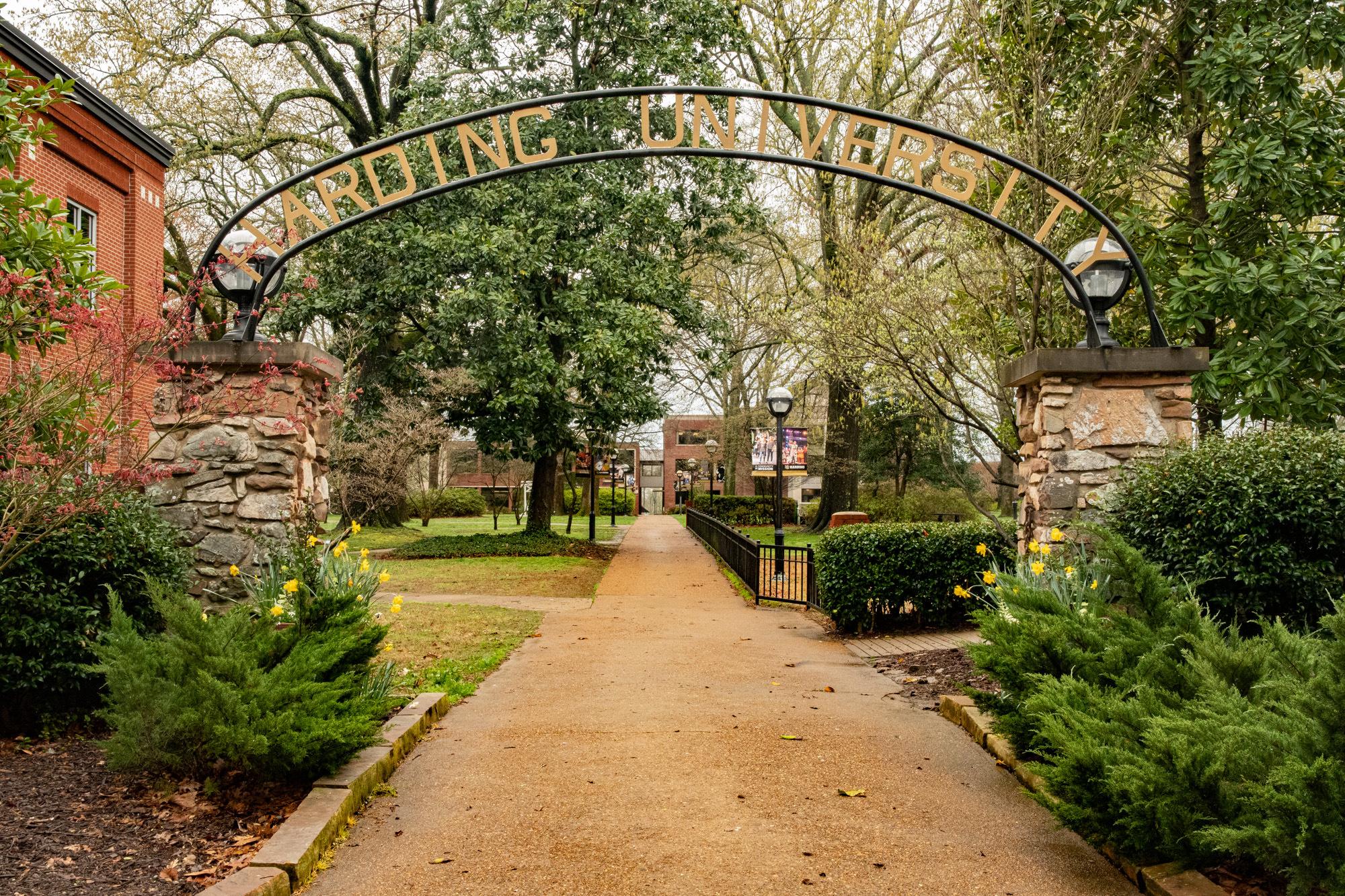 Emma Denson of Trussville named to Harding University dean's list