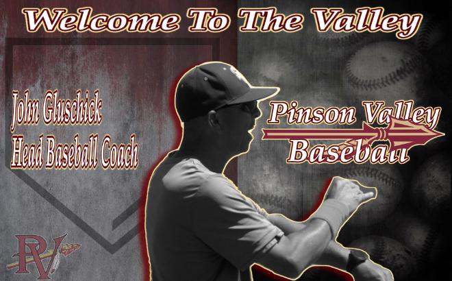 John Gluschick to coach Pinson Valley baseball