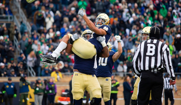 ACC announces plan to play, include Notre Dame