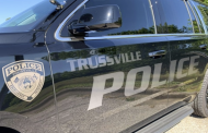 BREAKING: Trussville police officer involved in head-on collision