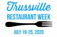 Trussville Chamber & Trussville To Go to host Trussville Restaurant Week