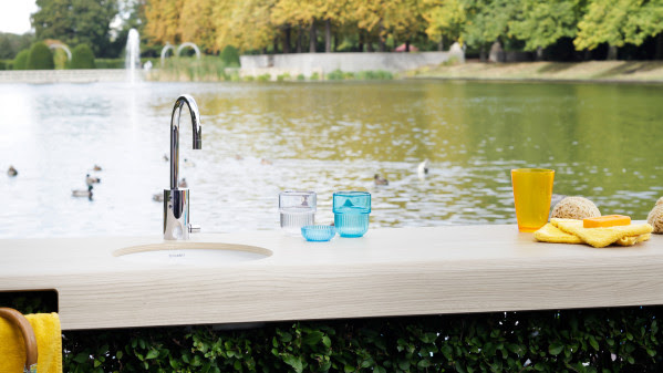 Up close with nature: outdoor bathrooms are a top trend