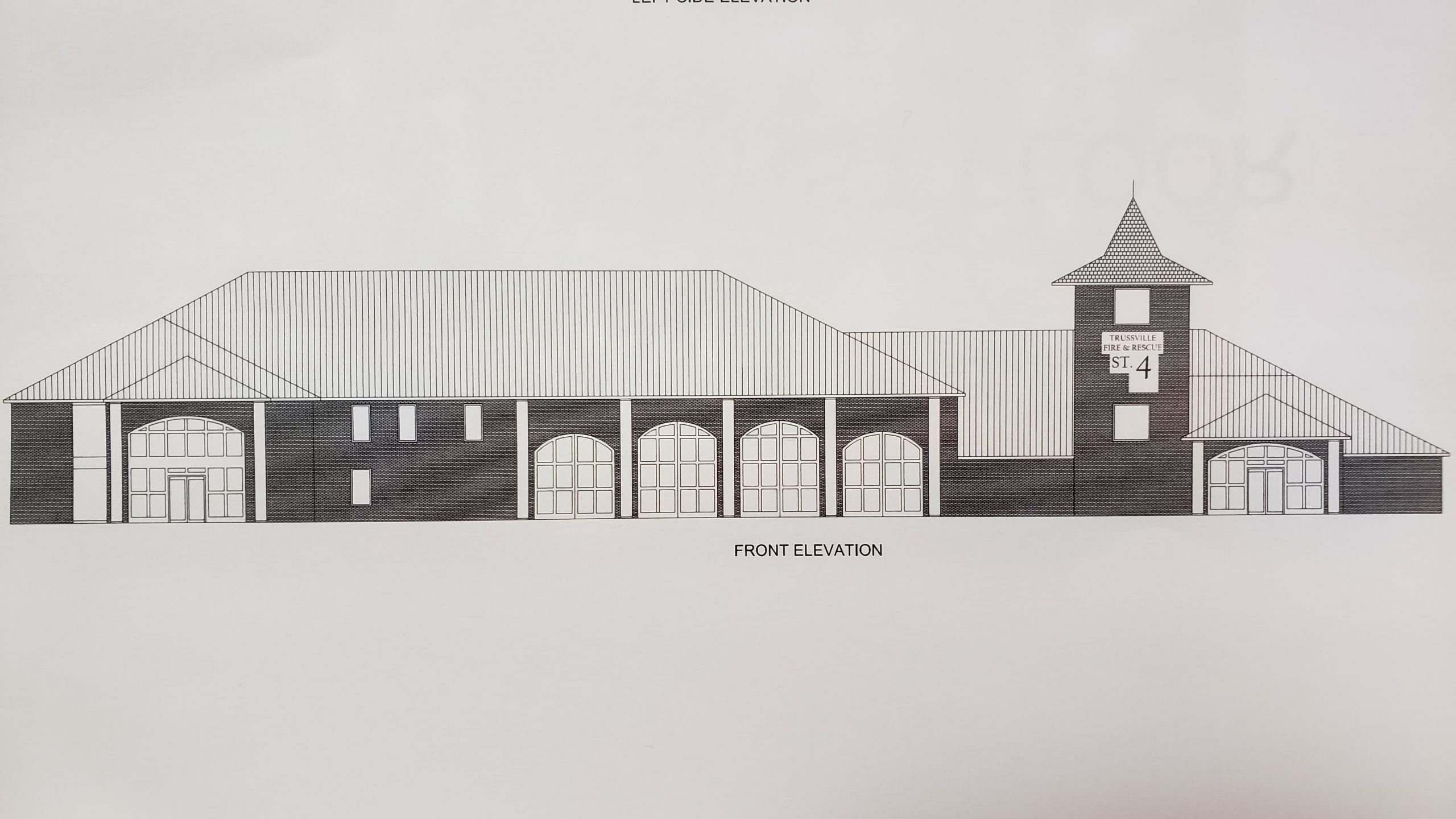 New fire station plans in preliminary stages for the city of Trussville