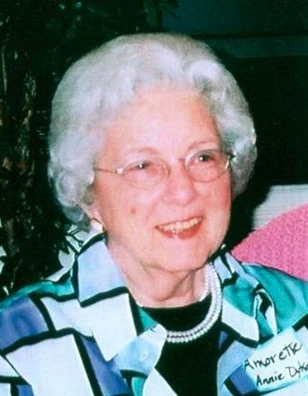 Obituary: Amorett Reece