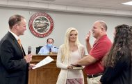 Pinson Council swears in Brad Walker to fill Place 2 vacancy