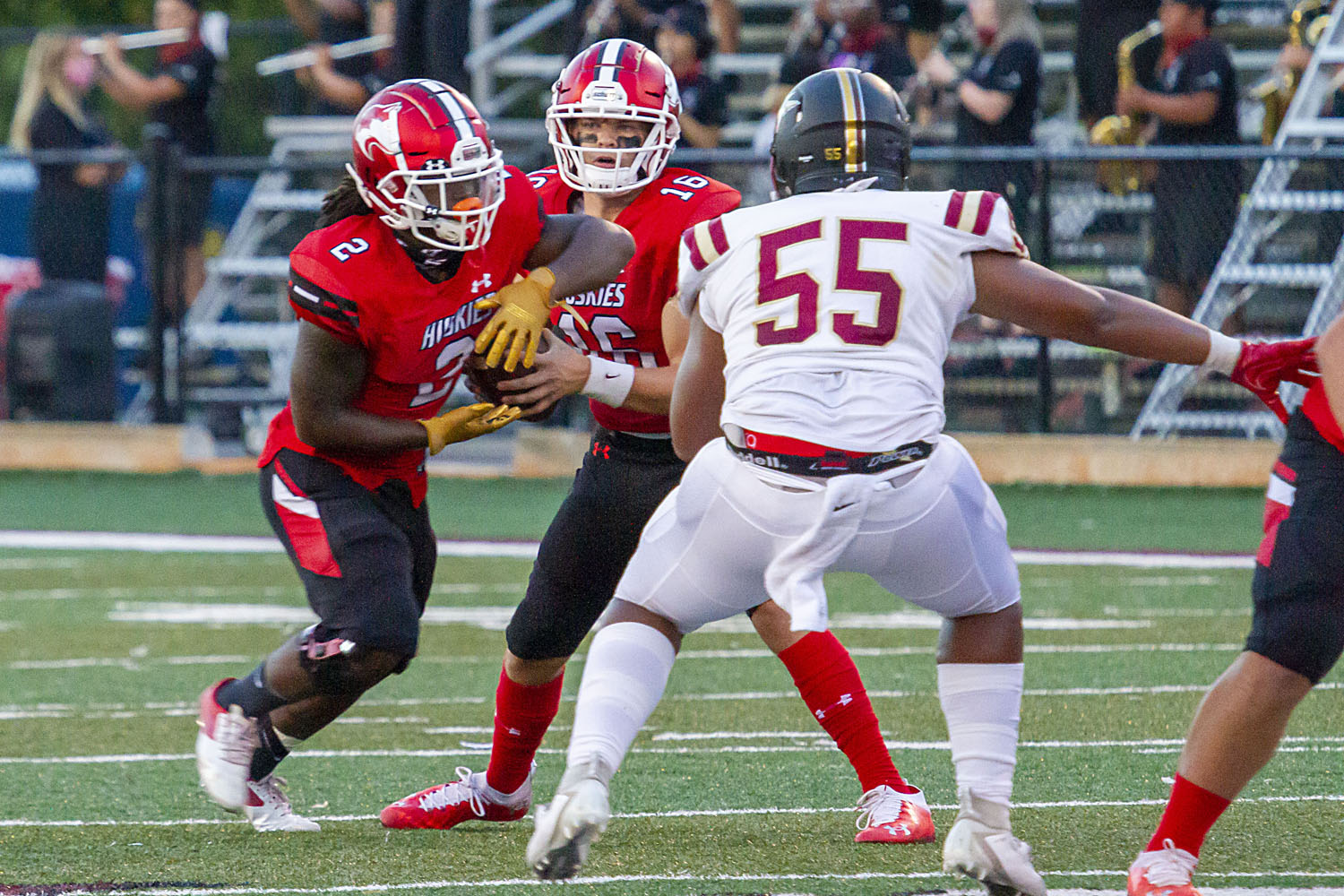 Goodwin leads Hewitt-Trussville past Pinson Valley, 44-19