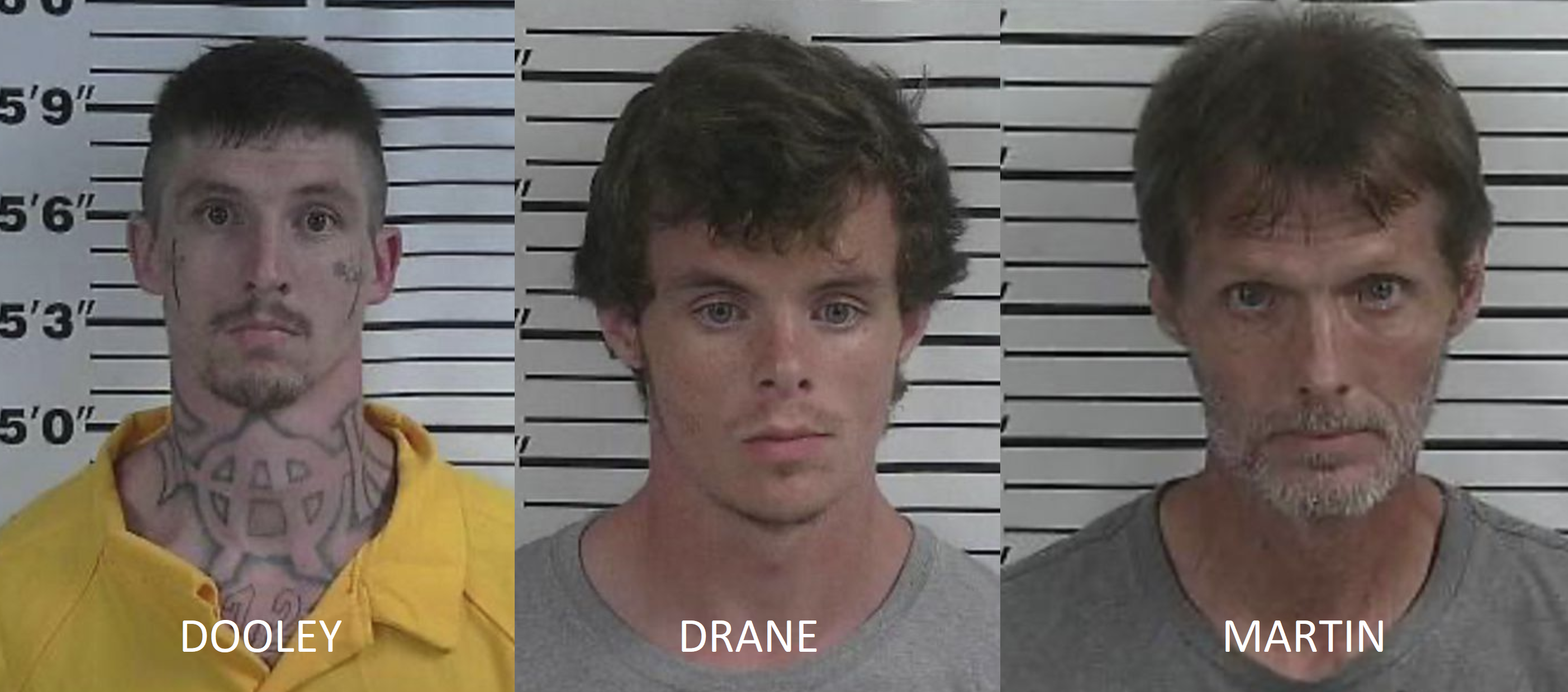 1 charged with murder, 2 others charged with other crimes in connection to deadly triple shooting in Cullman County