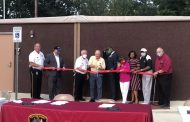 Center Point holds ribbon cutting for storm shelter and new fire station bay