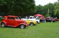 5th Annual Cruising the Creek Bank Car Show at Leeds Memorial Park