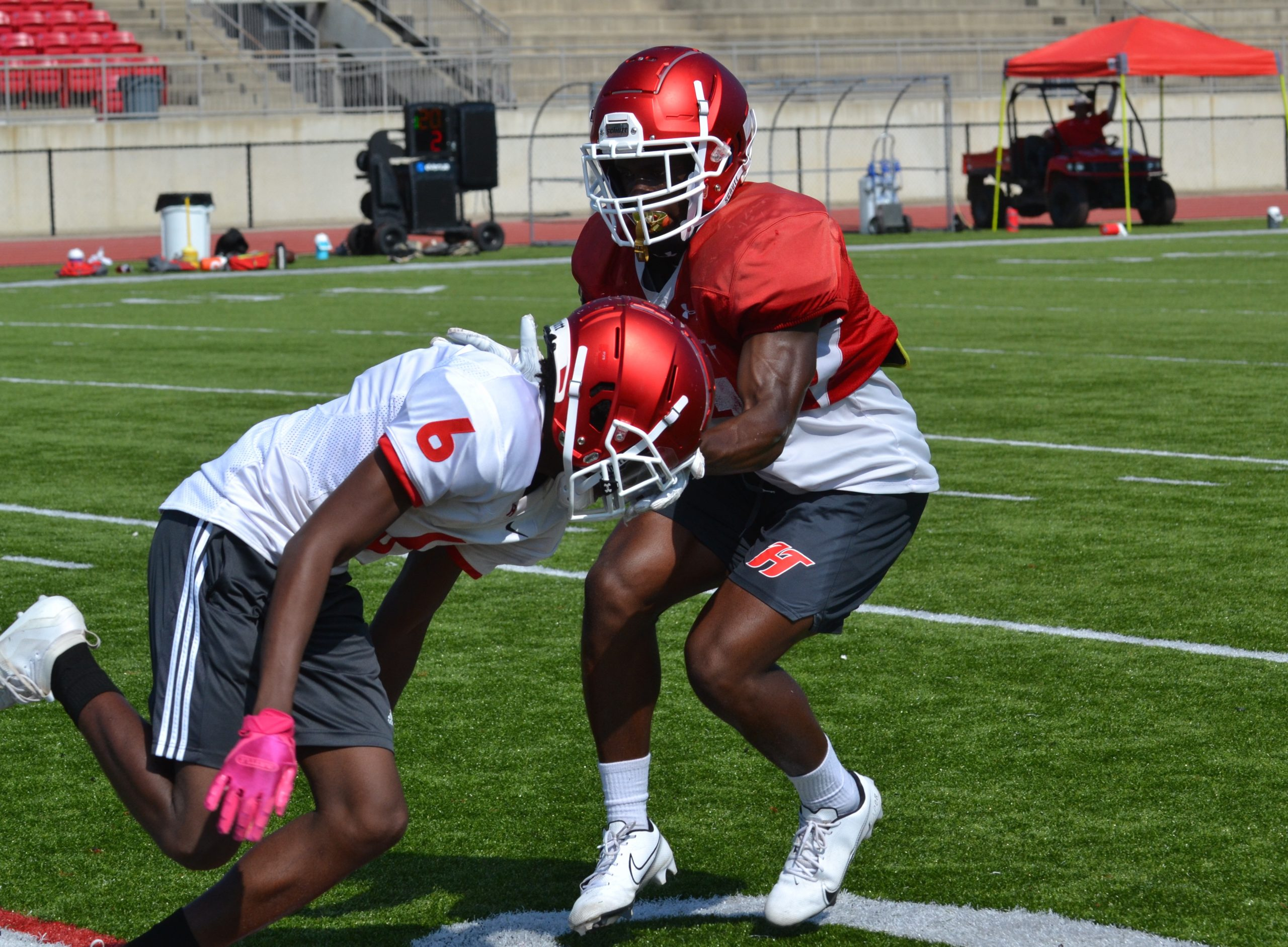 Hewitt-Trussville senior: 'There's talent and potential here'