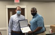 Trussville Rotary Daybreak Club member recognized