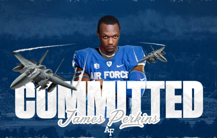 Pinson Valley senior commits to Air Force